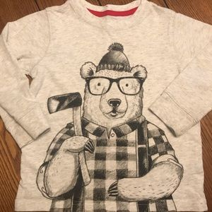 Lumberjack Bear 🐻 tee